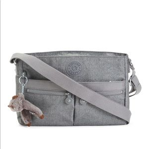 5abee3fb3607 New Kipling Angie Solid Adjustable Crossbody Bag Boutique